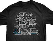 2014 Rosetta Summer Intern Shirt