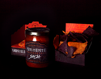 Penitente Tortured Soul by Montezuma Salsa