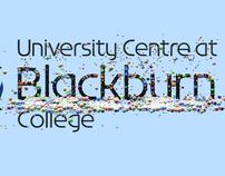 Experimental Video for UCBC Blackburn