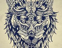 Boho Wolf