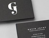 Gavin Joynt Identity