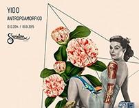 ANTROPAMORFICO Mini Solo Show