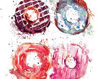 Donuts love