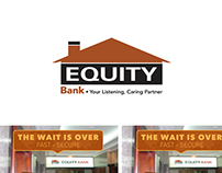 Equity Bank - Visa Card Campaign