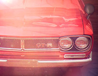 Nissan Skyline 1971