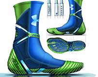 UA 49ER - Competitive Sailing Boot