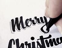 Merry Christmas, Behance