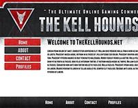 Kell Hounds Web Layout