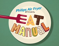 Eat Manual Show Packaging