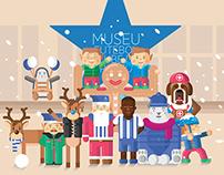 FC Porto Museum Christmas Campaign