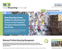 Waste Recycling Management