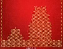 Swarna Kolu - Poster Design