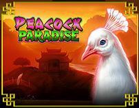 Peacock Paradise - Slot Game Desing