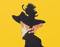 Tolouse Lautrec exhibition