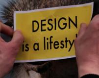 Design is Lifestyle   VIDEO PROMO   2010