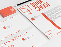 Book Shout Branding Campaign