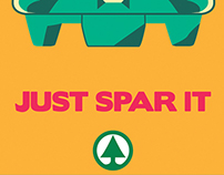 Spar Ad Project