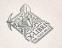 Ex Libris for my grandfather