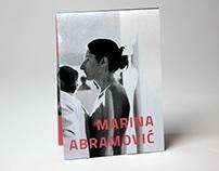 Marina Abramović poster