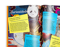 Recreio - Magazine articles redesign