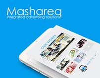 Mashareq Website
