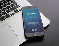 Behance Mobile App