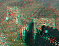 Fortress Maglic in 3D