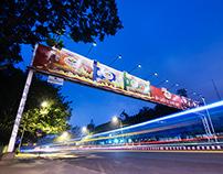 Outdoor Edge - Ad Spaces, Bangalore