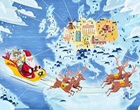 Christmas Mailing - Deutsche Post