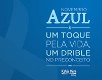 Layout novembro azul KaVo