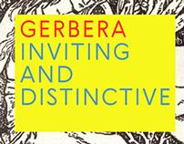 Gerbera Typeface