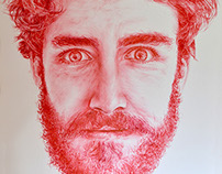 Portrait of my Brother II