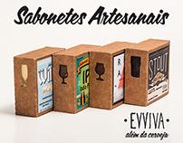 Sabonetes Artesanais - EVVIVA!