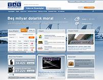 Istanbul Atatürk Airport Website