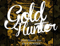insect hunter-2013 Gold hunter Tee
