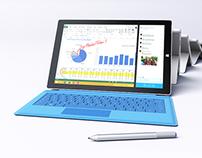 Microsoft Surface Pro 3 - Landing