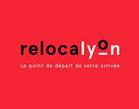 Relocalyon - Brand design