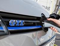 New Golf GTE