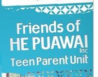Friends of He Puawai DLE Brochure