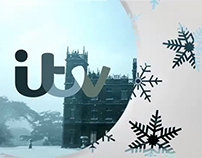 ITV Christmas Graphics