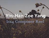 Yin-Han Zoe Yang_2014 Composer Reel