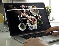 Noodles & Co Website Rebrand
