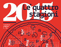 Le* Quattro Stagioni - Calendario 2015