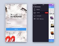 Sidebar Screen