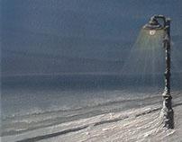 Düşen Kar 08 | Falling Snow 08