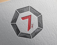 7 Inc. | Logo Design & Brand Identity