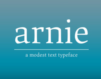 Arnie / typeface
