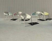 LUSH chair