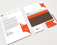 Redfox Brand Identity