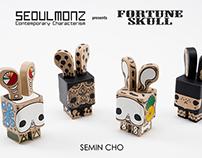 SEOULMONZ : FORTUNE SKULL SHOW2013